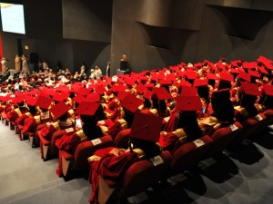 Confirmation of Attendance at 2015 Graduation Ceremony