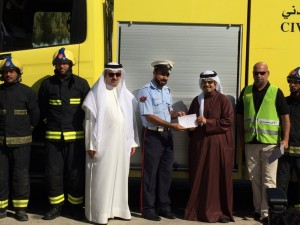 Polytechnic Hosts Annual Civil Defence Awareness Campaign