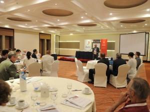المشاركون في المؤتمر السنوي للشبكة العالمية لمؤسسات التعليم العالي التطبيقية يشيدون بتنظيم بوليتكنك البحرين