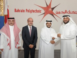 Bahrain Polytechnic Honors PIN Conference Organizers