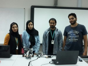 Polytechnic Students Finish First in Robotics Challenge