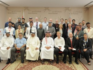 Bahrain Polytechnic Honors Organizers of ICT & Web Academy Project Exhibition