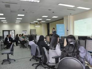 Bahrain Polytechnic Hosted Workshop on Research Development