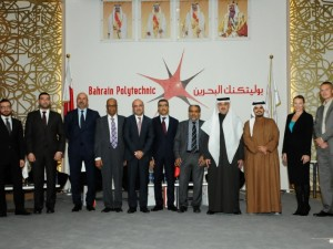 Bahrain Polytechnic Hosts ICT and Web Academy Project Exhibition