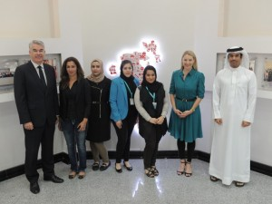 Polytechnic Students Support Development of Triathlon in Bahrain