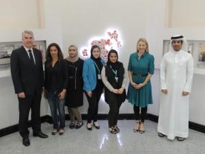 Polytechnic Students Support Development of Triathlon in Bahrain