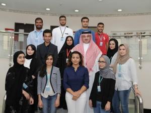 العسيري يعتمد تشكيلة مجلس طلبة بوليتكنك البحرين للعام 2016 – 2017م