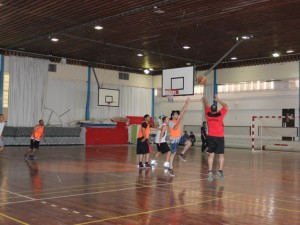 Bahrain Polytechnic Hosts Basketball Tournament
