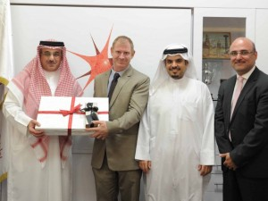 Bahrain Polytechnic Bids Farewell to Dean of Business Cormac MacMahon