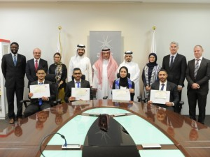 Polytechnic Students Among Top Five Finalists in the IMA 2016 Middle East Case Study Competition at Dubai