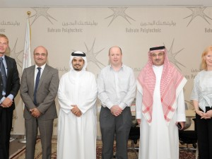 Bahrain Polytechnic Bids Farewell to Head of ICT & Web Media School