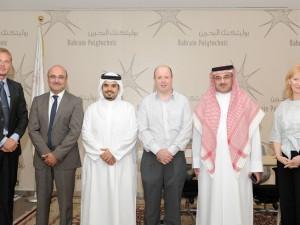 Bahrain Polytechnic Bids Farewell to Head of ICT & Web Media School