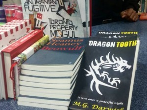 "Polytechnic Graduate Publishes Fantasy Novel ""Dragon Tooth"""
