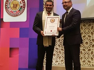 Deputy CEO Dr. Almulla Receives Middle East Education Leadership Award