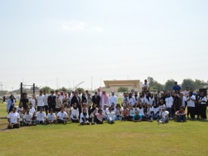 Bahrain Polytechnic Hosts Sports Day