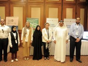 Bahrain Polytechnic at the Arab ICT Forum 2016 25th Oct 2016