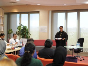 First Critical Reading Challenge at Bahrain Polytechnic