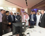 Bahrain Polytechnic Hosts ICT and Web Academy Project Exhibition 2017