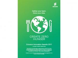 Gather a team and create an idea to improve the future of food.