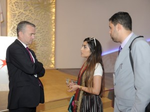 Bahrain Polytechnic Hosts CEO Town Hall Meeting with Students