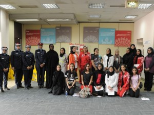 Bahrain Polytechnic Offers Workshop for Royal Police Academy