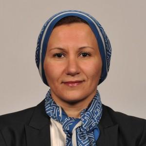 Raghda Zahran
