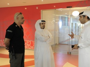 Bahrain Polytechnic Continues Maintenance and Development Operations on Buildings