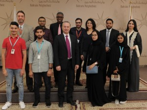 ACCA University Challenge Competition Held at Bahrain Polytechnic