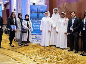 Bahrain Polytechnic Participates in 4th International Conference for Euro-Mediterranean Community of International Arbitration