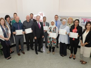 Bahrain Polytechnic Honors Academic Staff for Excellence