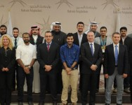 School of Engineering Projects Poster Presentation at Bahrain Polytechnic