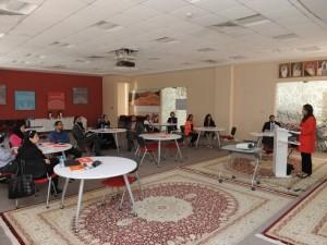 """بوليتكنك البحرين تقيم ورشة عمل بعنوان"""" تدريب مدربي الـ ACCA"""