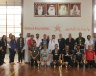 Bahrain Polytechnic Participates in Bahrain National Sports Day