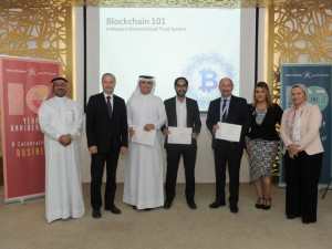 "Bahrain Polytechnic Hosts Workshop on ""The Blockchain Revolution"""