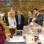 Bahrain Polytechnic participates in the Bahrain International Garden Show -1