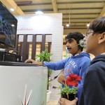 Bahrain Polytechnic participates in the Bahrain International Garden Show -3