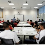 Bahrain Polytechnic participates in the Ministry of Interior's Summer Camp Programme