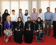 Bahrain Polytechnic Students Receive High Scores in Math Whizz Competition