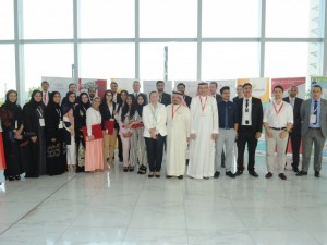 Bahrain Polytechnic and Bahrain FinTech Bay Host ICT Project Exhibition