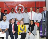 Bahrain Polytechnic Awards BANAGAS Trainees