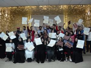 البوليتكنك تستضيف فعاليات معسكر جمعية البحرين للتدريب