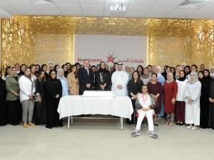 البوليتكنك تحتفي بيوم المرأة البحرينية ومنجزاتها في المجال التشريعي والعمل البلدي