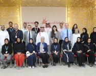 Bahrain Polytechnic Awards BIAS 2018 Student Organizers