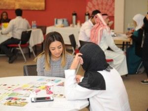 """Bahrain Polytechnic Hosts """"Protect Your Heart"""" Campaign"""