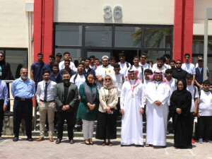 "Bahrain Polytechnic Motivates Students with Entrepreneurship Workshop: ""Make It Happen"""