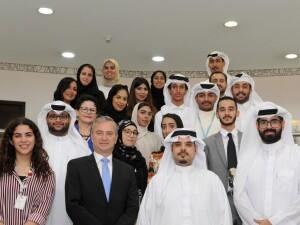 علا ساري ثاني فتاة تتولى رئاسة مجلس طلبة بوليتكنك البحرين