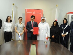 "Bahrain Polytechnic signs agreement with the Korean Embassy to host ""Discover Korea"" Program"