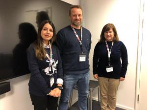البوليتكنك تشارك بورقة عمل في  المؤتمر الأوروبي الثامن عشر للتعليم الإلكتروني بكوبنهاغن